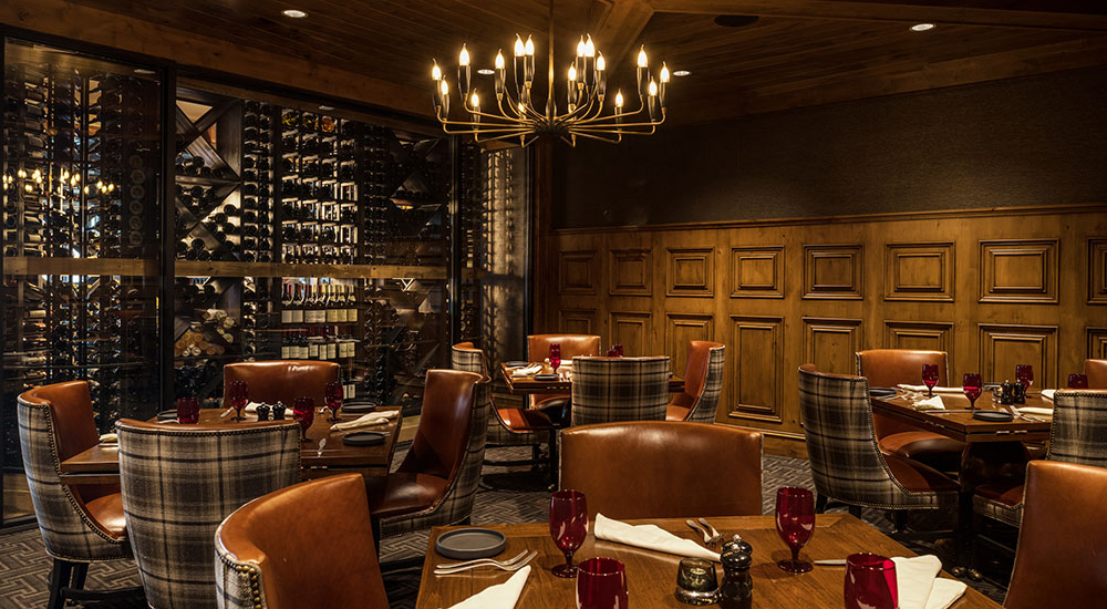 Narrows Steakhouse Private Dining