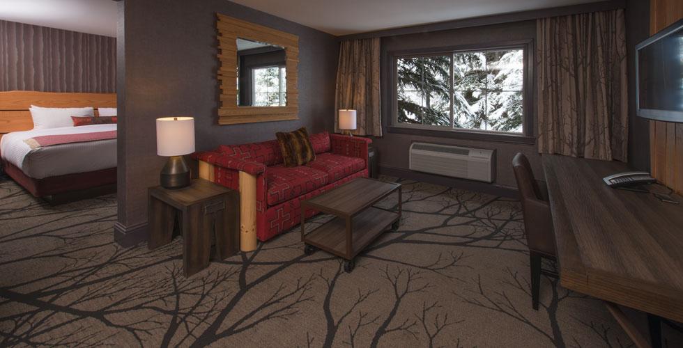 Non-Lake View Living Room
