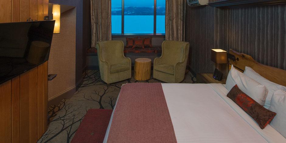 Presidential Suite Bed