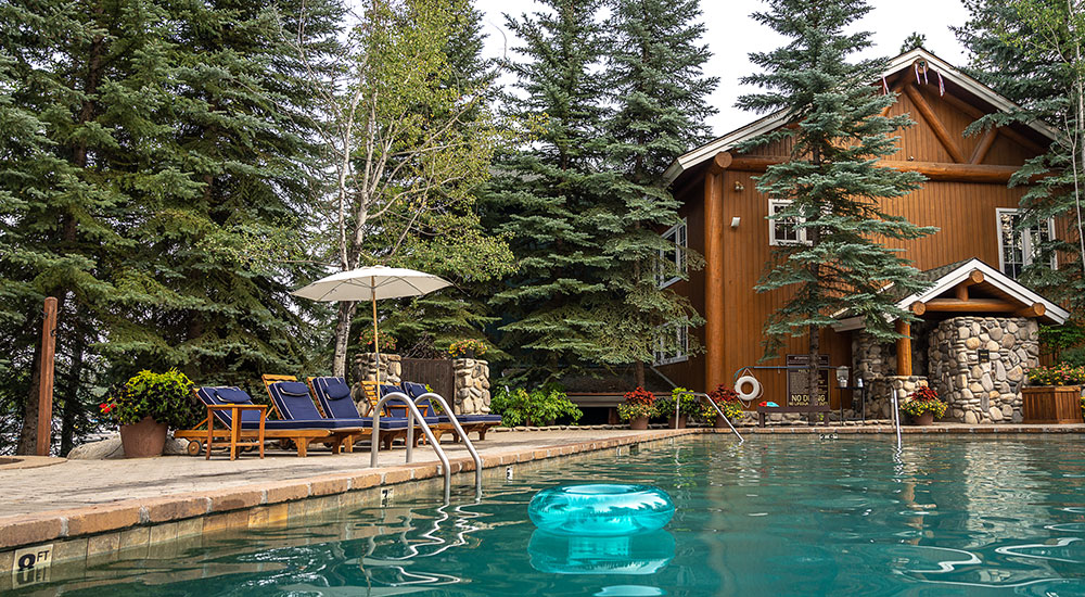 Shore Lodge Heated Pool