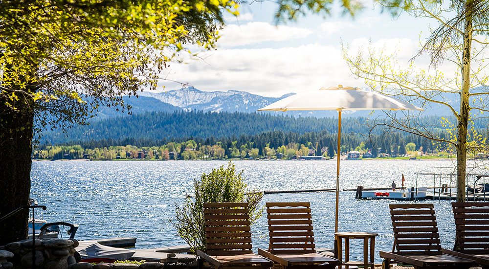 Payette Lake Summer