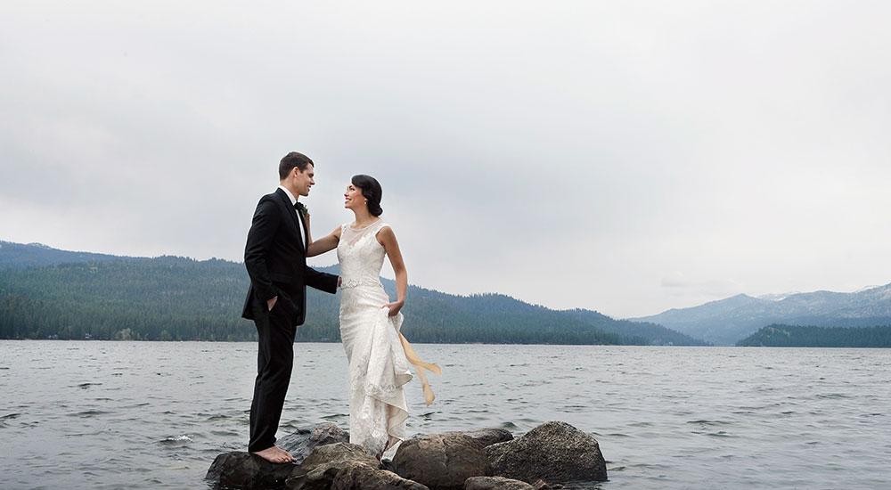 Weddings at Shore Lodge