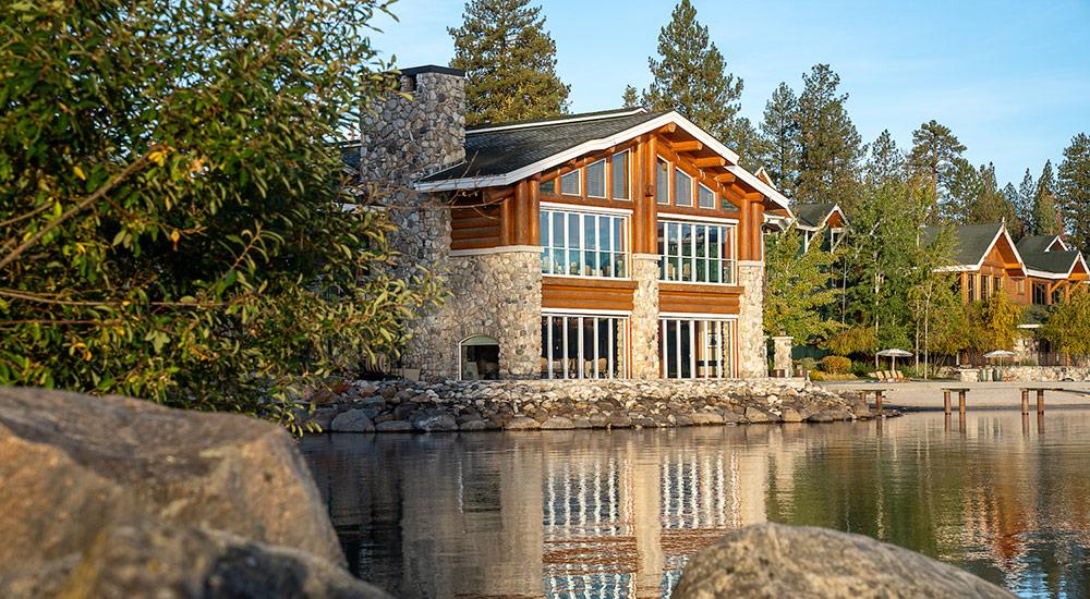 Destination Wedding Shore Lodge