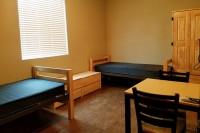 Corp Building Dorm Room