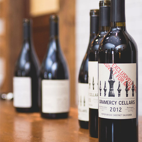 Gramercy Cellars Wine Dinner