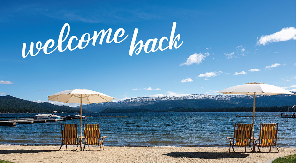 Welcome Back Package