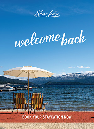 Welcome Back to Shore Lodge